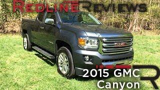 GMC Canyon 2015 Videos