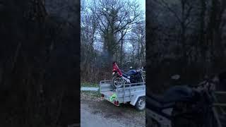 Ruptures gsxf. Préparation 24h moto 2019