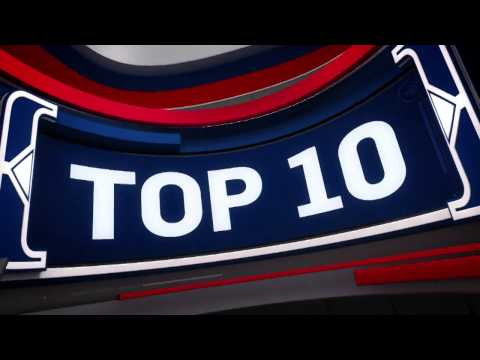 Top 10 NBA Plays of the Night: March 27, 2017