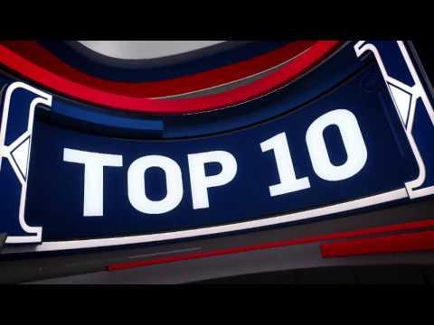 Сокрушительный данк Л. Джеймса и победный бросок Уэстбрука – в топ-10 дня в НБА