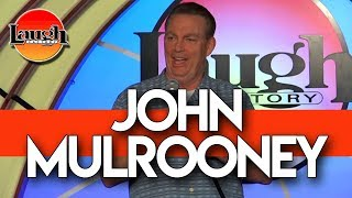 John Mulrooney | Royal Accent | Laugh Factory Las Vegas Stand Up Comedy
