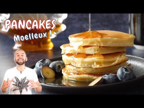 les-meilleurs-pancakes-amÉricains⎟recette-facile-et-rapide