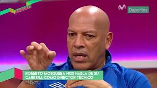 Al Ángulo: Roberto Mosquera opina sobre la Selección Peruana de Ricardo Gareca