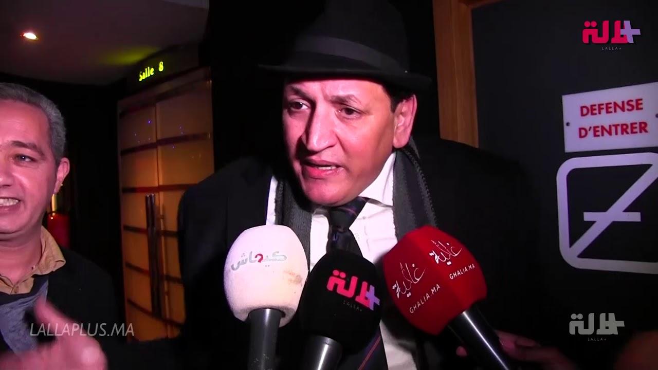"""عبد الخالق فهيد: ماكينش اسمي فـ""""لافيش"""" ديال هاذ الفيلم وأنا مشارك فيه!"""