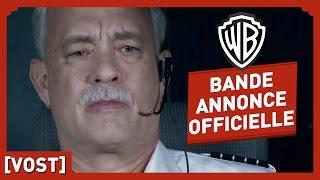 Sully - Bande Annonce Officielle 3 (VOST) - Tom Hanks
