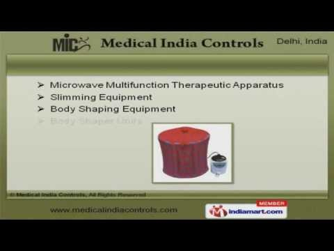 Physiotherapy & Rehabilitation Equipment By Medical India Controls, New Delhi