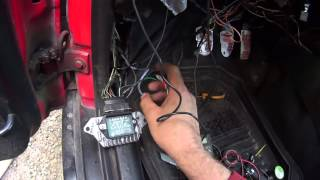видео Audi 80 b3 электрическая схема