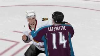 NHL FIGHT NHL 09