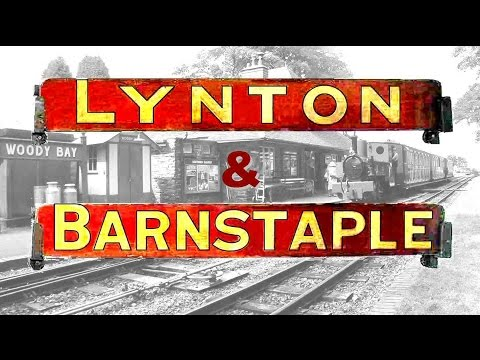 Lynton and Barnstaple Railway UK. Narrow Gauge Railway. A Look to the Future. North Devon Tourism.