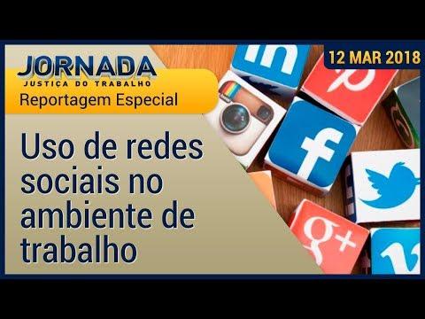 Reportagem Especial: Saiba sobre o uso de redes sociais no ambiente de trabalho