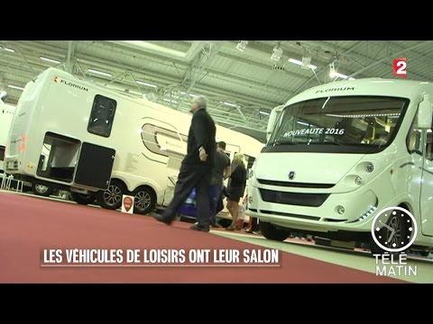 Angers salon du camping car d 39 occasion doovi for Salon du camping car angers