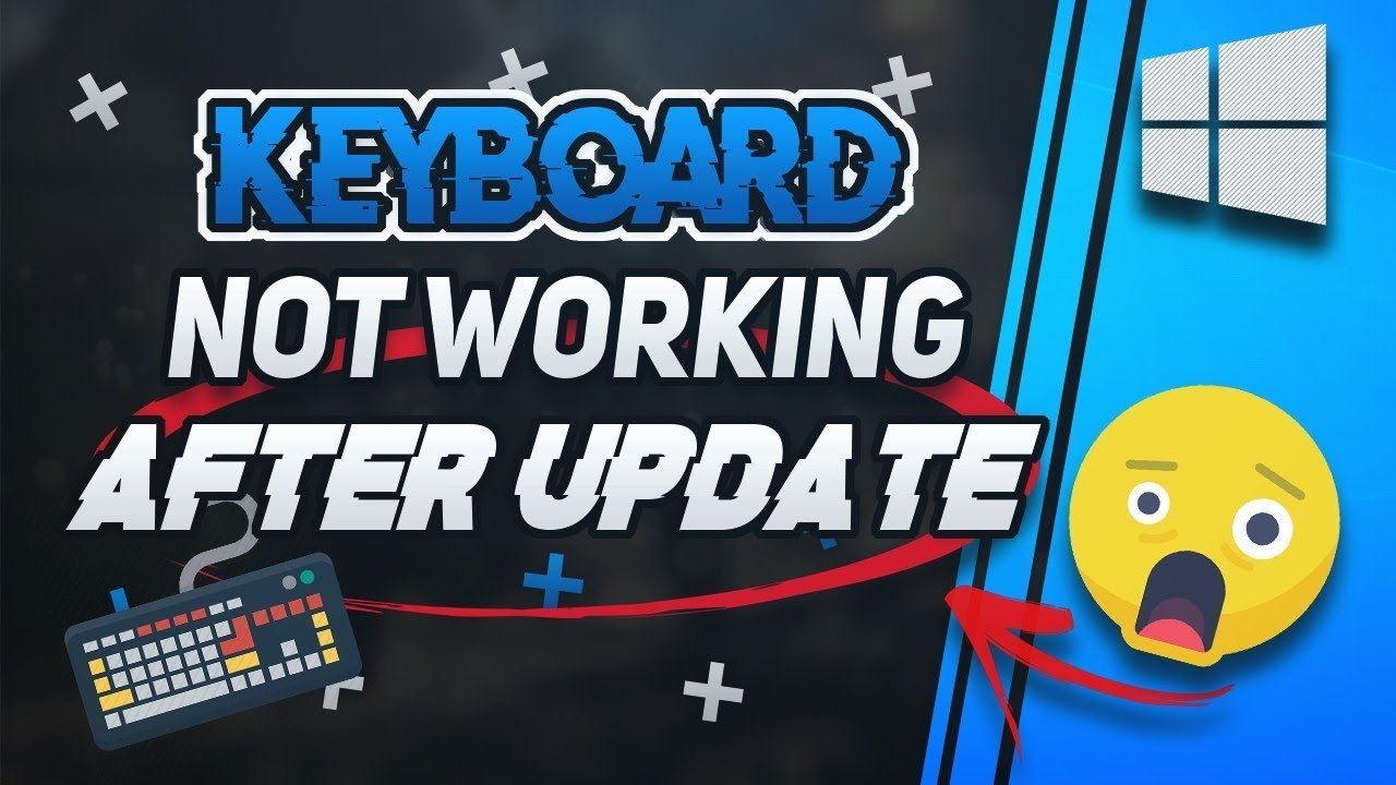 Download Fix Keyboard Not Working After Windows Update in Windows 10/8/7 [2021 Tutorial]