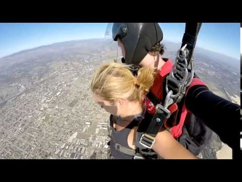 Amy Paffrath at SKYDIVE PISMO BEACH
