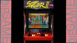 Street Fighter II - Relembrando a Infância