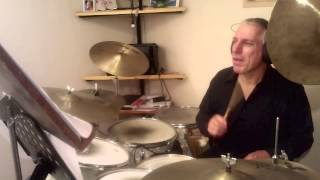 Robert Ménière (Drums Cover) on Brother to Brother Gino Vannelli