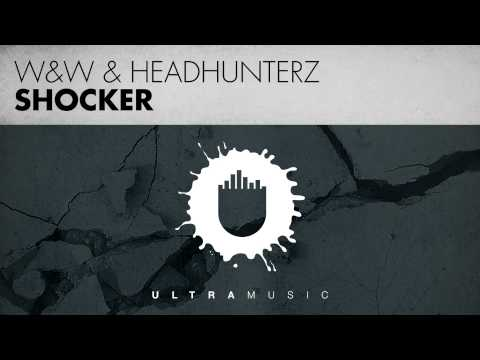 W&W & Headhunterz - Shocker (Cover Art)