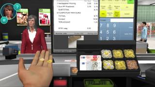 Supermarket Cash Register System