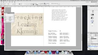 InDesign Typography Tutorial