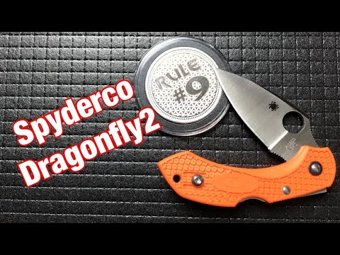 Spyderco Dragonfly 2 Knife Review
