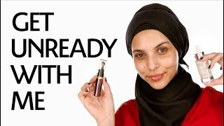 Get Unready With Me: Normal to Combination Skin | Sephora