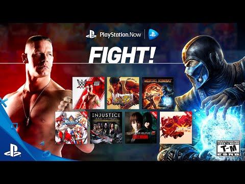 FIGHT! on PlayStation Now