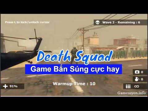 Y8 game bắn súng – Death Squad: The Last Mission #2