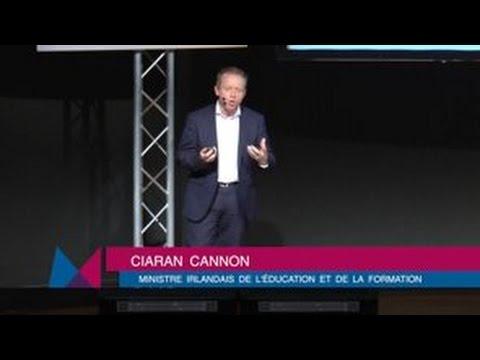 Ciaran Cannon permet à chaque enfant de révéler son potentiel