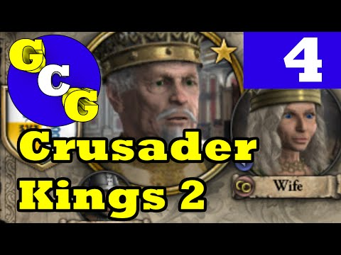 Crusader Kings 2 Way of Life - Nothing Toulouse! - S2E4