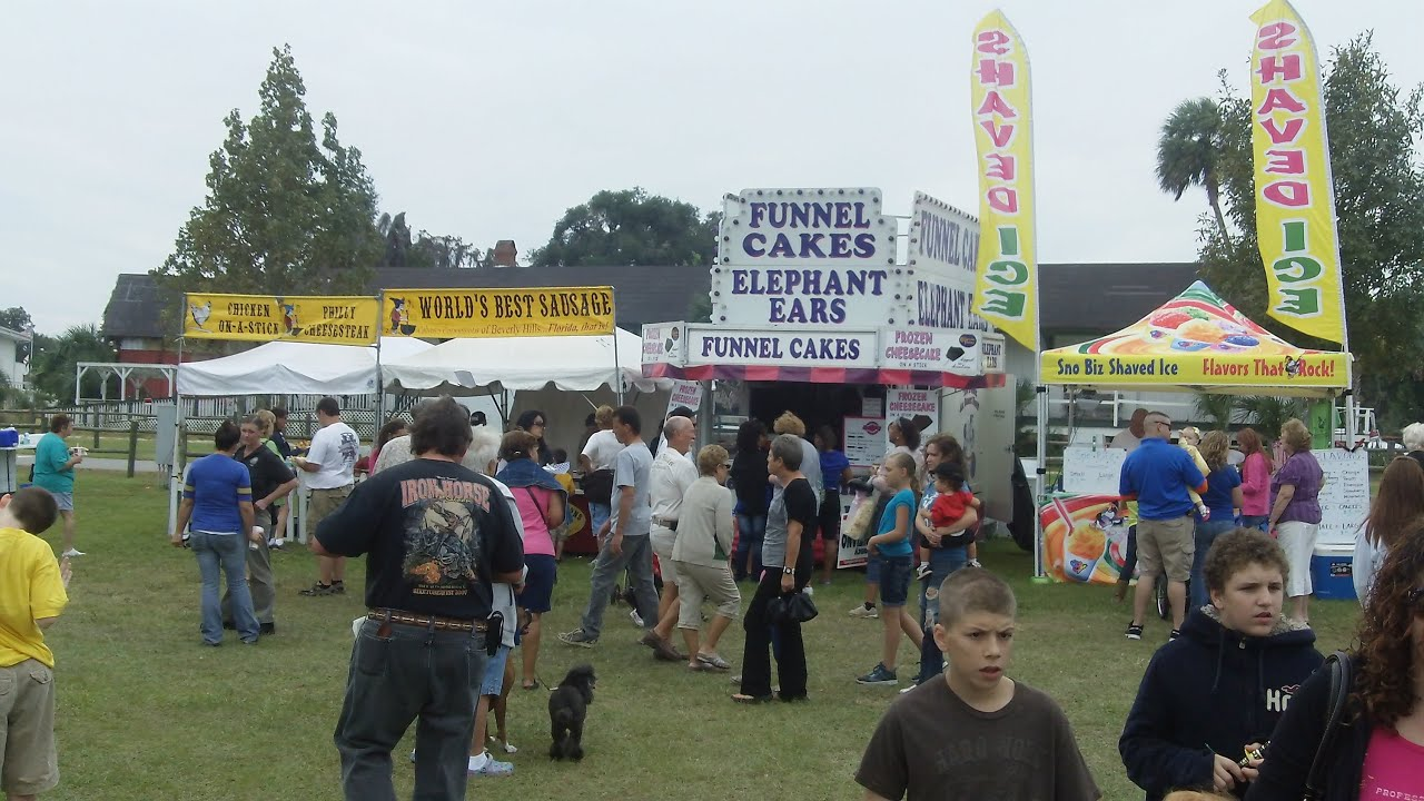 Cooter festival