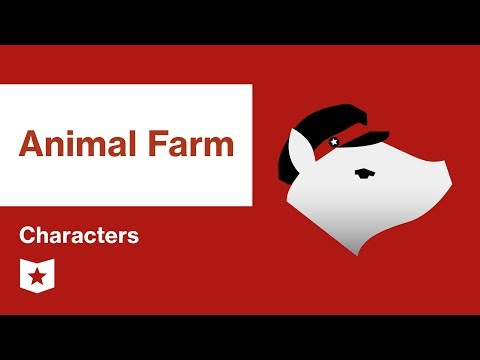 animal-farm-|-characters-|-george-orwell