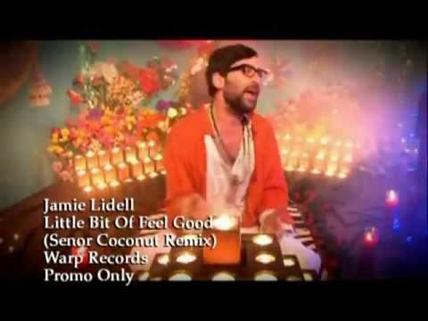 Jamie Lidell - Little Bit Of Feel Good (Senor Coconut Remix) Video Official