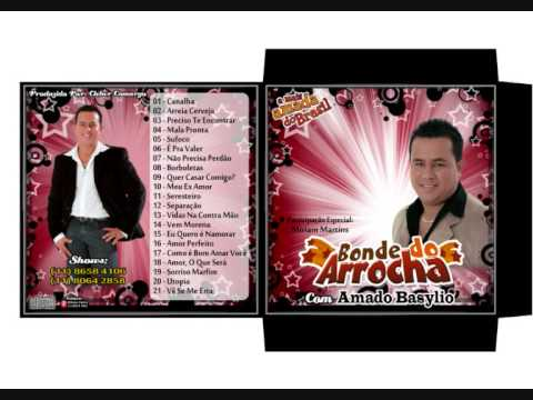 cd de bonde do arrocha 2011