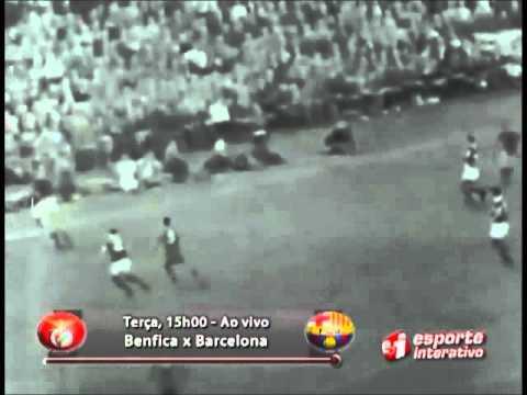 Momentos | 1ª Taça Campeões Europeus