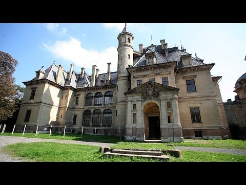 Itt éltek a leggazdagabbak száz évvel ezelőtt - A turai kastély thumbnail