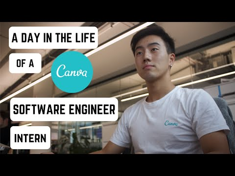 Day in the Life of a Canva Software Engineer Intern in Sydney