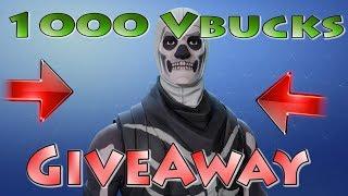 1000 VBucks GiveAway - France Fortnite Xbox 407 Squad Wins!