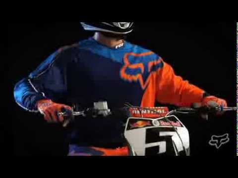 2013 Fox Racing 360 Flight Motocross Jersey Review