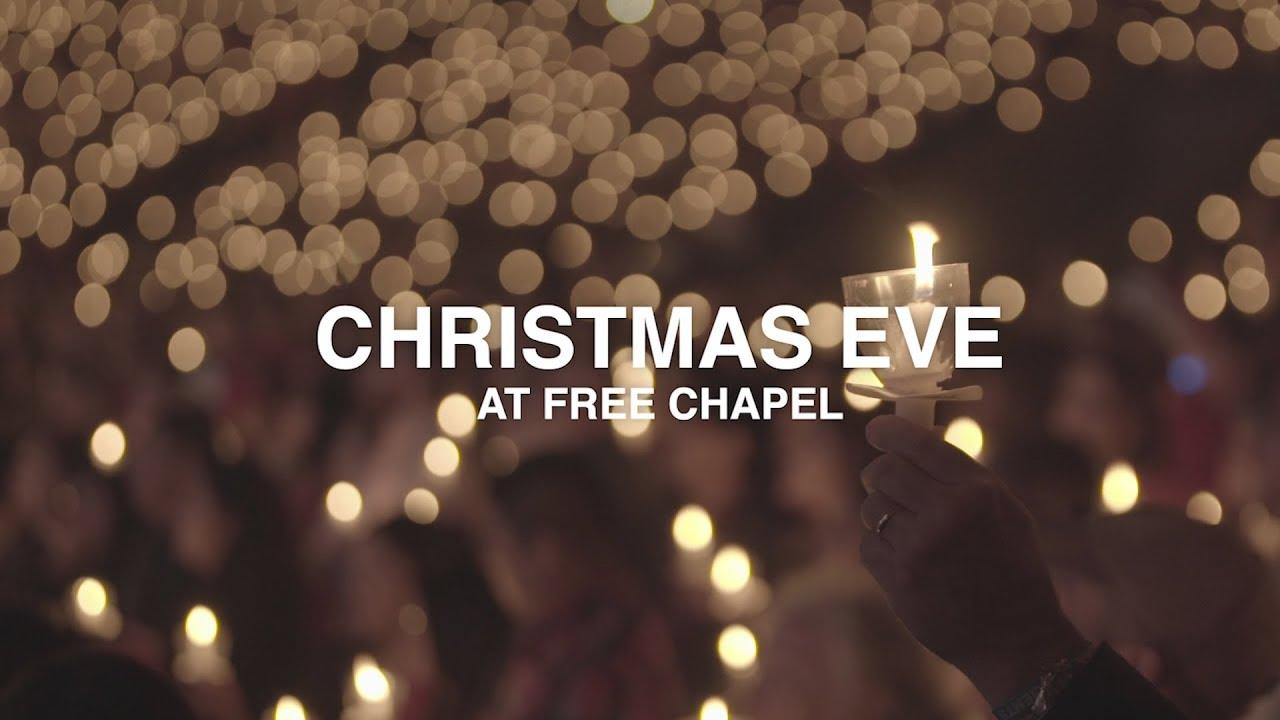 2021 Christmas Eve Candlelight Christmas Eve Candlelight Service 6pm Live Youtube