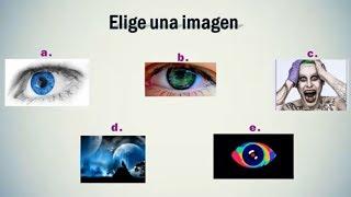 Test de imágenes ¿con qué está obsesionado tu subconsciente?