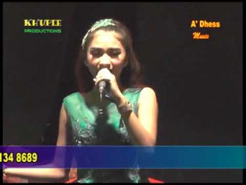 Hidup Diantara Dua Cinta   Jihan Salsabilah Live A'Dhess Music by khuple