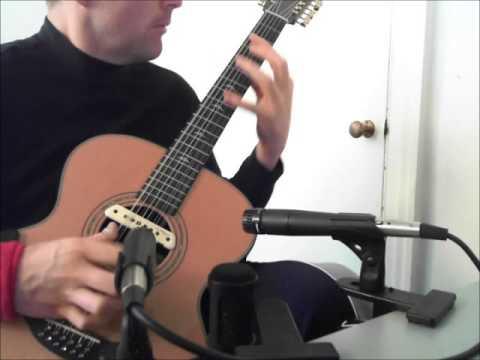 Ewan Dobson - Bonus Stage - Dental Floss Guitar! (HD) | Doovi