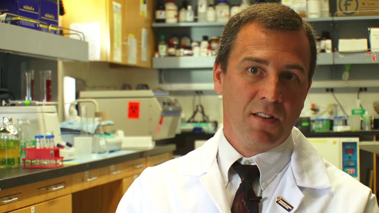 Dr  David Dawson, a pancreatic cancer researcher with UCLA's Jonsson  Comprehensive Cancer
