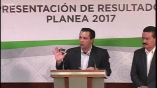 Rueda de Prensa - Secretaría de Educación y Cultura