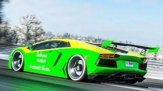 เปลี่ยนแลมโบเป็นแท็กซี่ซิ่ง - Forza Horizon 4