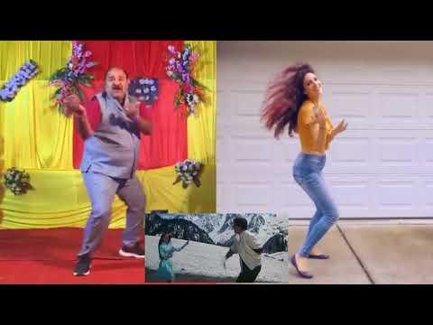 Govinda Style Dabbu Uncle Dance (Sanjeev Shrivastava)!! Bollywood Lenom