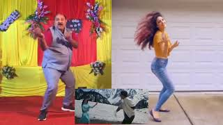 Govinda Style Dabbu Uncle Dance (Sanjeev Shrivastava)!! Bollywood lenom