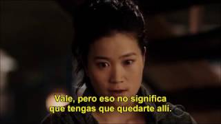scorpion 3x16  2 parte cabe, happy and patrick