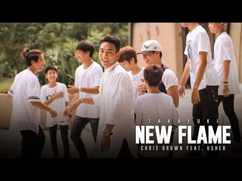 "TAKAYUKI Choreography | ""New Flame"" by Chris Brown Feat.Usher 