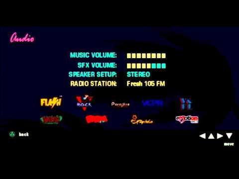 Grand Theft Auto Vice City Stories Radio: Fresh 105 FM