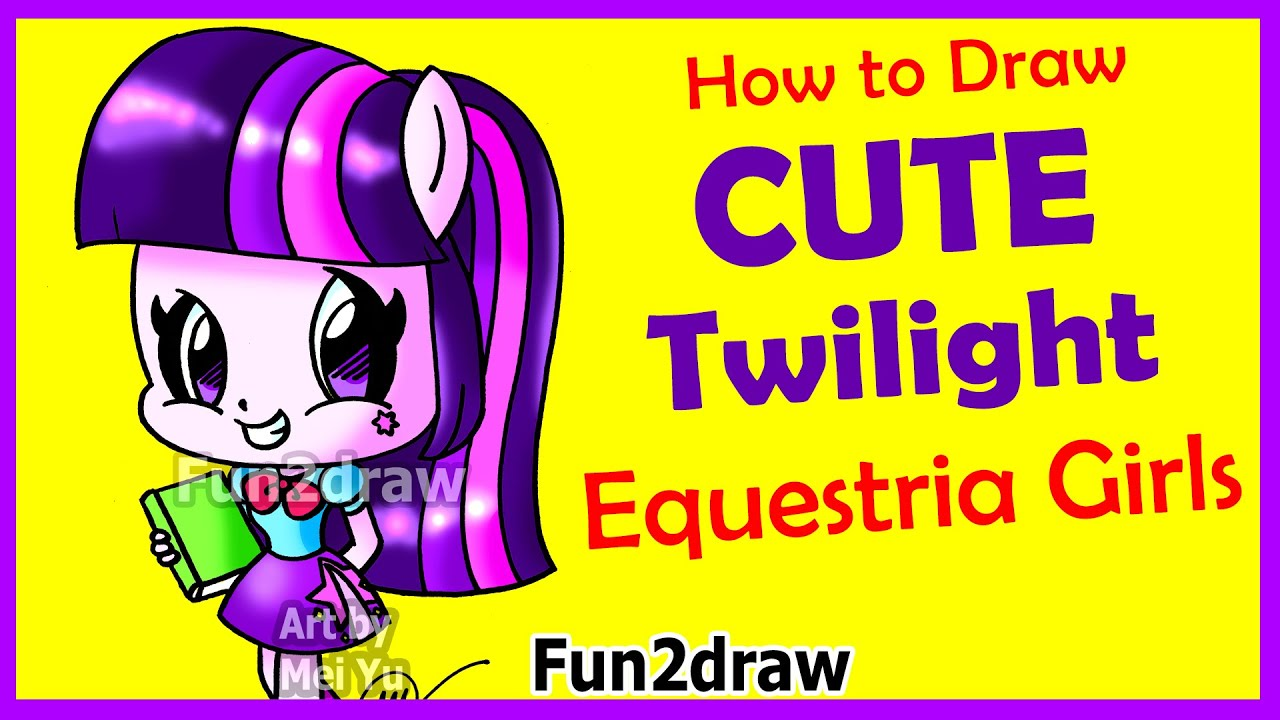 Fun2draw my little pony images for Fun things to draw for girls